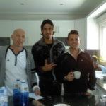 Sami mit seinen Lehrern